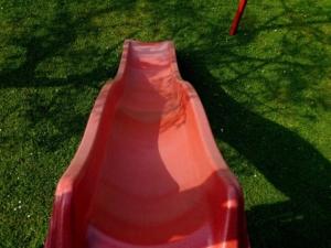 Wellenrutsche Hangrutsche Kunststoff